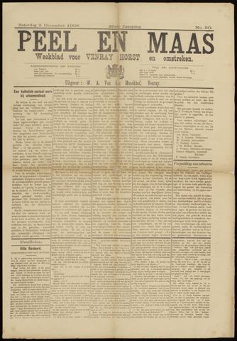 Peel en Maas 1908-12-05