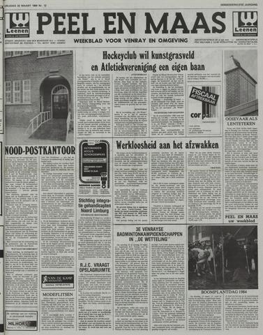 Peel en Maas 1984-03-23