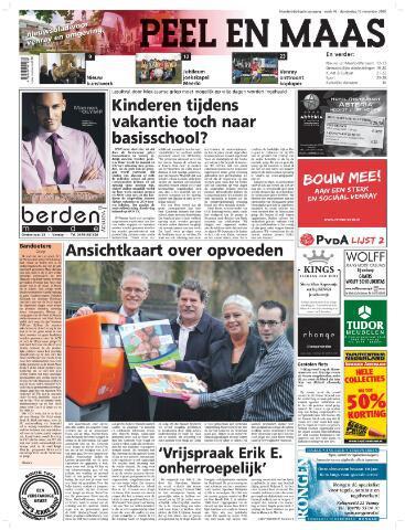 Peel en Maas 2009-11-12