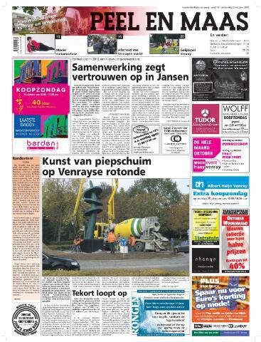 Peel en Maas 2009-10-22
