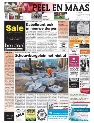 Peel en Maas 2009-12-17