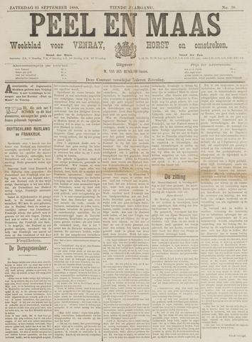 Peel en Maas 1889-09-21