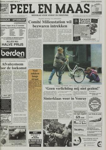 Peel en Maas 1998-11-19