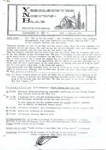 Ysselsteyns Nieuwsblad 1991-02-01