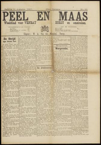 Peel en Maas 1907-08-31