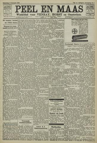 Peel en Maas 1934-02-03