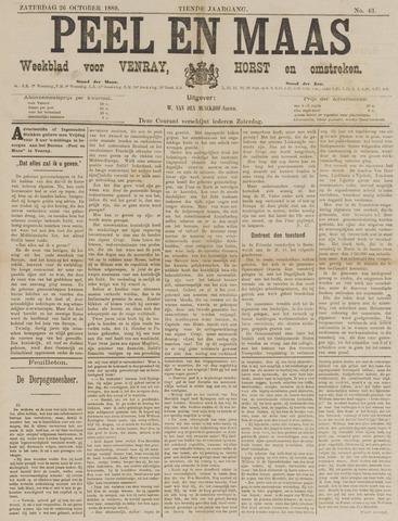 Peel en Maas 1889-10-26