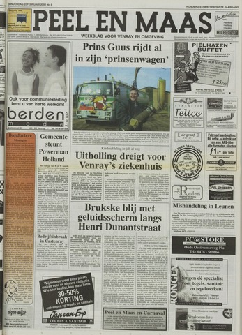 Peel en Maas 2000-02-24