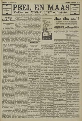Peel en Maas 1939-10-14