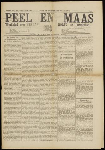Peel en Maas 1907-02-16