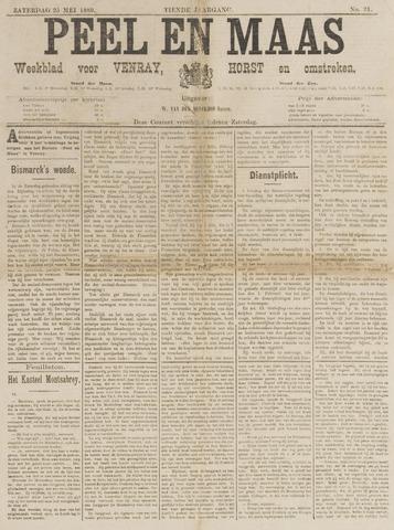 Peel en Maas 1889-05-25