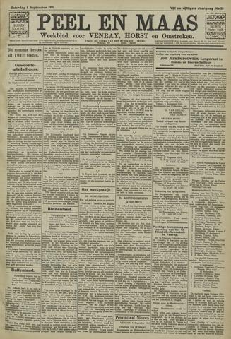 Peel en Maas 1934-09-01