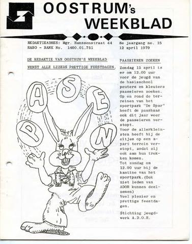 Oostrum's Weekblad 1979-04-12
