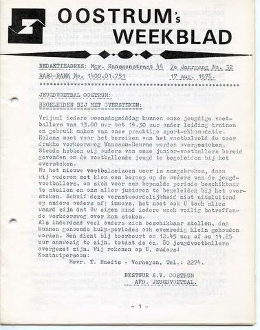 Oostrum's Weekblad 1978-08-17
