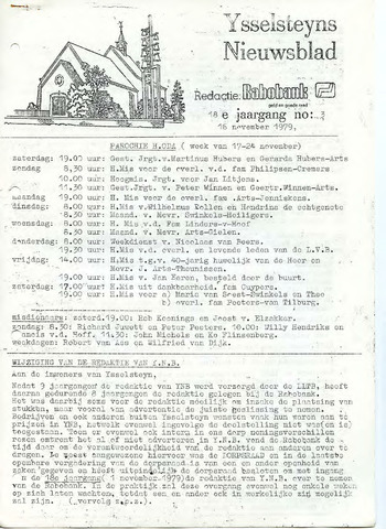 Ysselsteyns Nieuwsblad 1979-11-16
