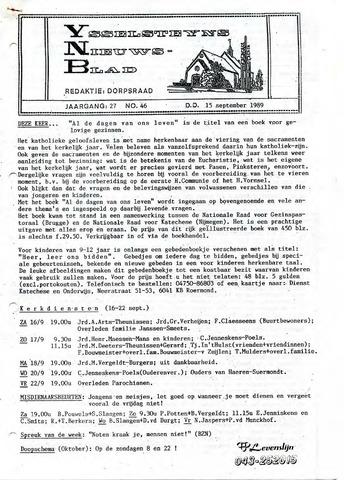 Ysselsteyns Nieuwsblad 1989-09-15