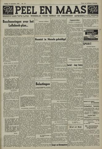 Peel en Maas 1961-09-15