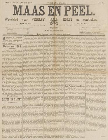 Peel en Maas 1889-01-12