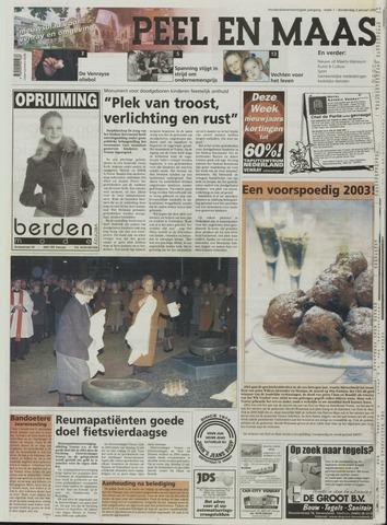 Peel en Maas 2003