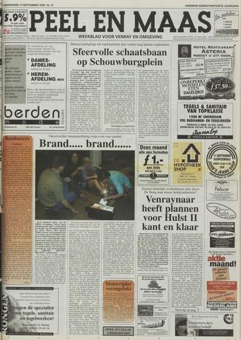 Peel en Maas 2000-09-14