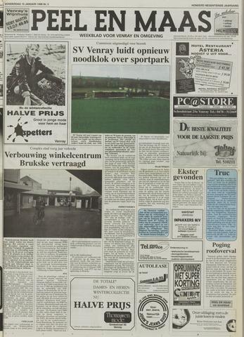 Peel en Maas 1998-01-15