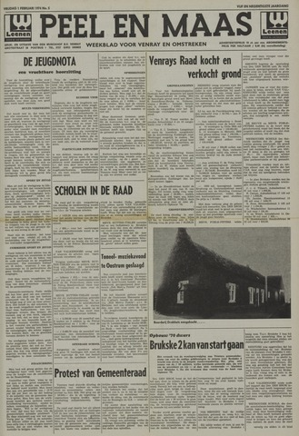 Peel en Maas 1974-02-01