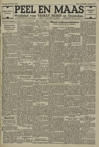 Peel en Maas 1942-02-28