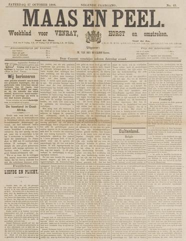 Peel en Maas 1888-10-27