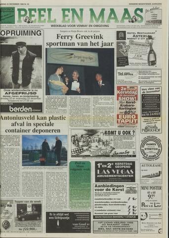 Peel en Maas 1998-12-22