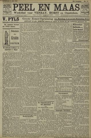 Peel en Maas 1927-07-02