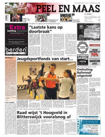 Peel en Maas 2009-01-15