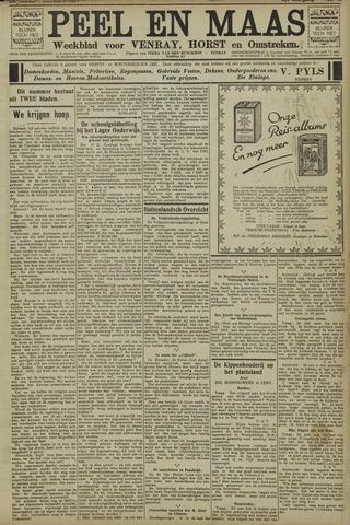 Peel en Maas 1927-10-01