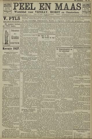 Peel en Maas 1927-08-06