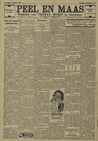 Peel en Maas 1939-01-21