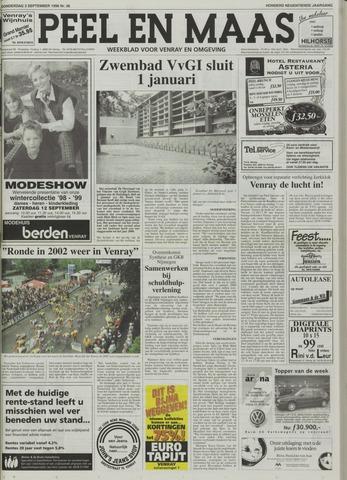 Peel en Maas 1998-09-03