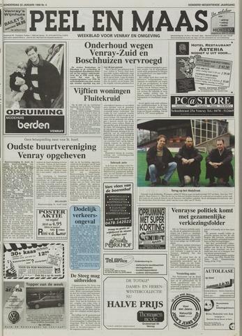 Peel en Maas 1998-01-22