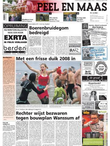 Peel en Maas 2008