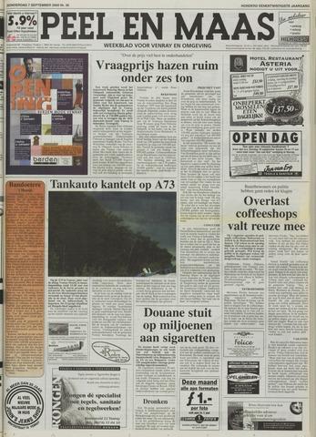 Peel en Maas 2000-09-07