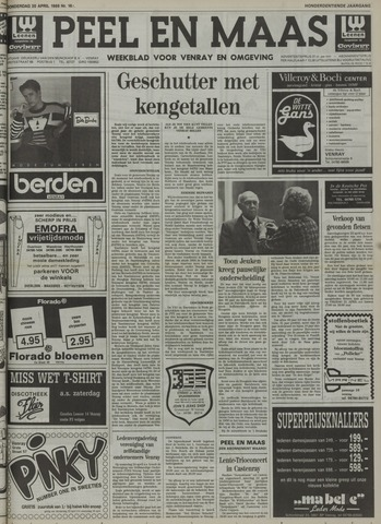 Peel en Maas 1989-04-20