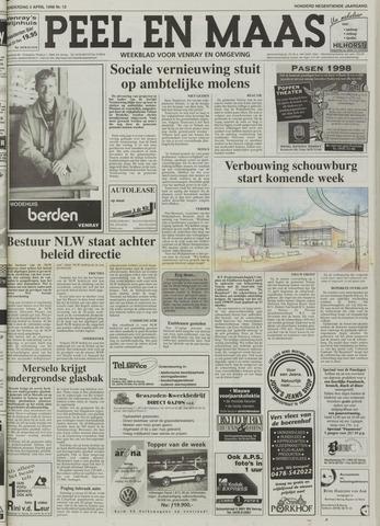 Peel en Maas 1998-04-02