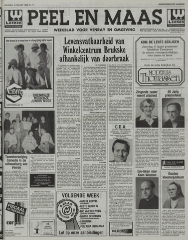 Peel en Maas 1984-03-16