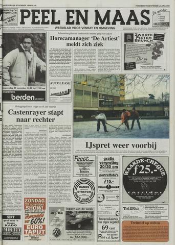 Peel en Maas 1998-11-26