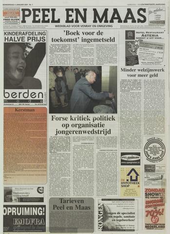Peel en Maas 2001