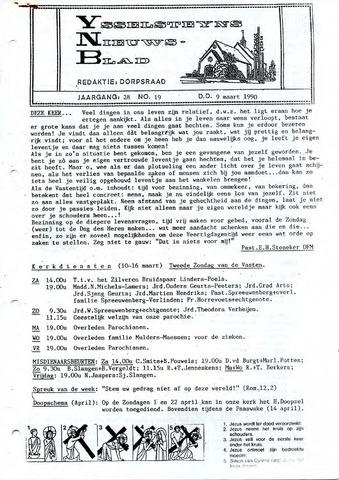 Ysselsteyns Nieuwsblad 1990-03-09