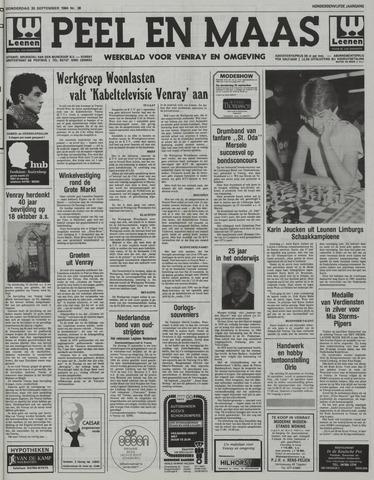Peel en Maas 1984-09-20