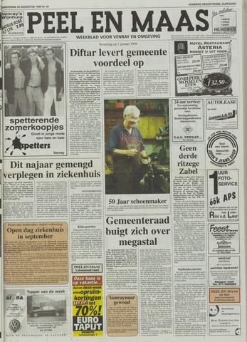 Peel en Maas 1998-08-20