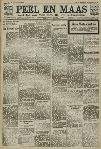 Peel en Maas 1934-09-22