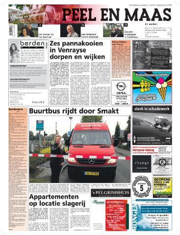 Peel en Maas 2009-05-07