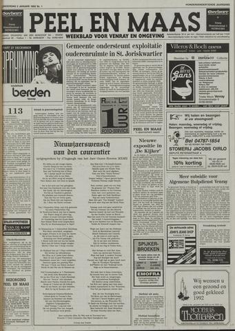 Peel en Maas 1992