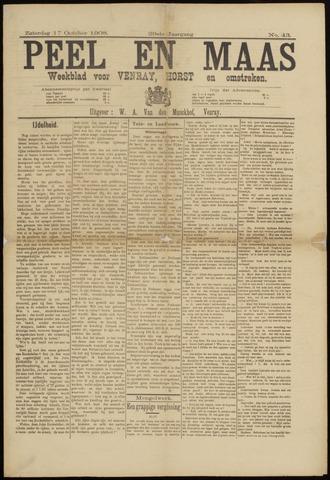 Peel en Maas 1908-10-17